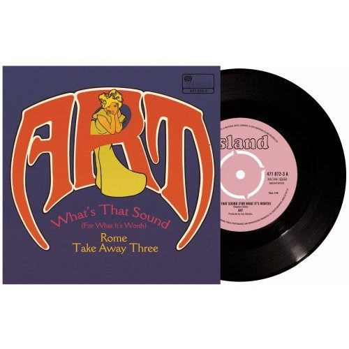 Art - What's That Sound (For What It's Worth) / Rome Take Away Three - USM/ISLAND UK/MCA - 00602547187239