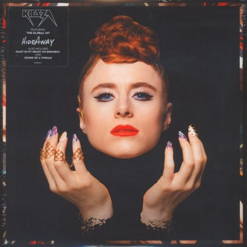 Kiesza - Sound Of A Woman - 470266-3 - ISLAND RECORDS