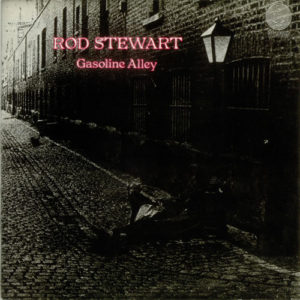 Rod Stewart - Gasoline Alley - 5355133 - MERCURY