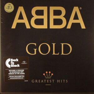 Abba - Gold - 600753511060 - POLAR MUSIC