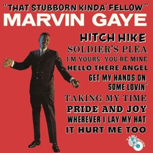 Marvin Gaye - That Stubborn Kinda' Fellow - 600753536469 - MOTOWN