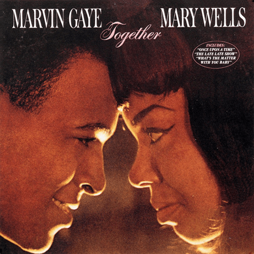 Marvin Gaye|Mary Wells - Together - 600753536490 - MOTOWN
