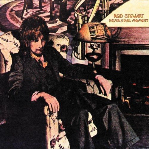 Rod Stewart - Never A Dull Moment - 600753551356 - MERCURY