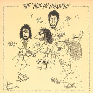The Who - The Who By Numbers - 602537156276 - POLYDOR