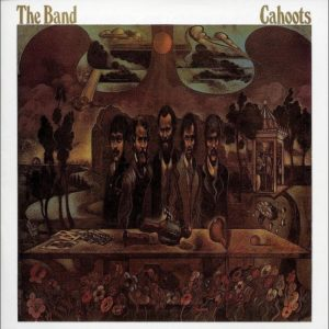 The Band - Cahoots - 602547206725 - CAPITOL