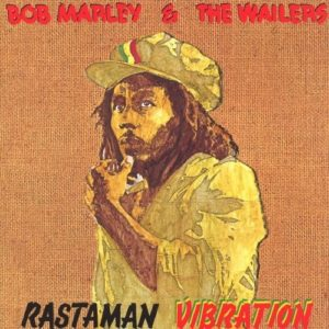 Bob Marley & The Wailers - Rastaman Vibration - 602547276209 - ISLAND RECORDS