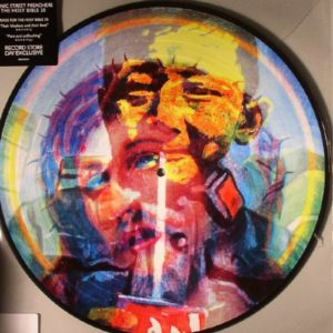 Manic Street Preachers - The Holy Bible 20 (picture Disc) - 88875060021 - COLUMBIA