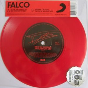 Falco - Rock Me Amadeus - 88875146117 - SONY MUSIC
