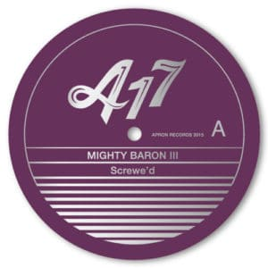 Mighty Baron III / Sun Runners 女神の恋人達 - A17 - APRON17 - APRON
