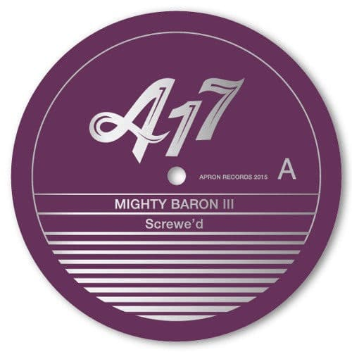 Mighty Baron III / Sun Runners 女神の恋人達 - A17 - APRON17 - APRON