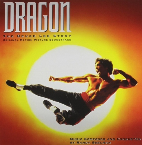 Randy Edelman - Dragon: The Bruce Lee Story (Music From The Original Motion Picture Soundtrack) - B0023500-1 - GEFFEN RECORDS