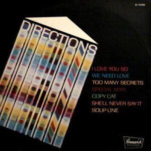 Directions & Directions Band - Directions - BL754209 - BRUNSWICK