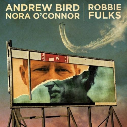 Andrew Bird & Nora O'connor / Robbie Fulks - I'll Trade You Money For Wine (Black Friday) - BS226 - BLOODSHOT