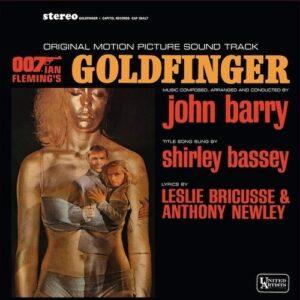 Ost - Goldfinger - CAP28417-1 - CAPITOL RECORDS