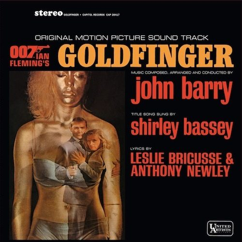 Ost - Goldfinger - CAP28417-1 - CAPITOL RECORDS