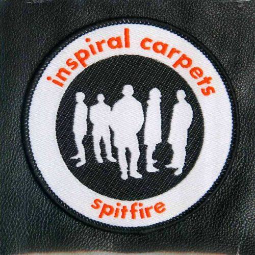 Inspiral Carpets - Spitfire - CHERRY511 - CHERRY RED