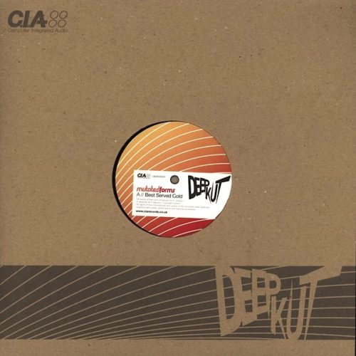 Mutated Forms - Best Served Cold / Look At What You Have - CIAUKDK003 - CIA DEEP KUT