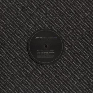 Velvit/D-Bridge - Passing Encounter / Scarlett - CONVEX002 - CONVEX INDUSTRIES