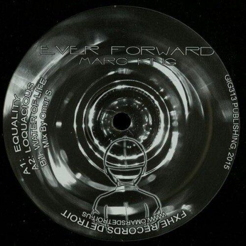 Mark King - Ever Forward - FXHEMDK - FHXE