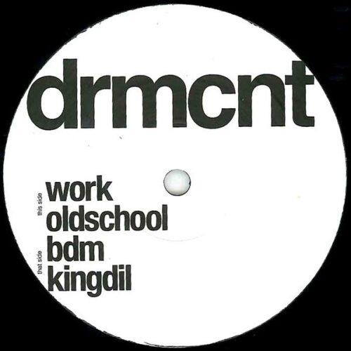DRMCNT - Gangsigns - GANG001 - GANGSIGNS