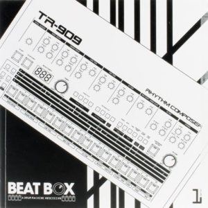 Get On Down Pres. - Beat Box: A Drum Machine Obsession Tr909 - GET2002 - GET ON DOWN