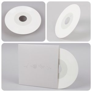18+ - Crow/Horn (7''/white Vinyl/Ltd.) - HTH023 - HOUNDSTOOTH