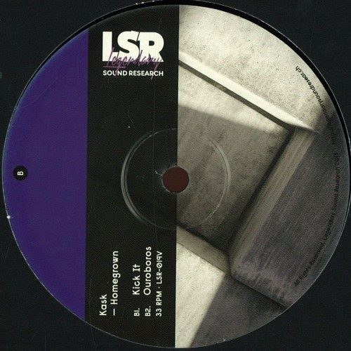 Kask - Homegrown - LSR-019V - LEGENDARY SOUND RESEARCH