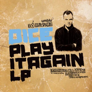 Dice - Play It Again Lp - LUCD10 - UMBLU