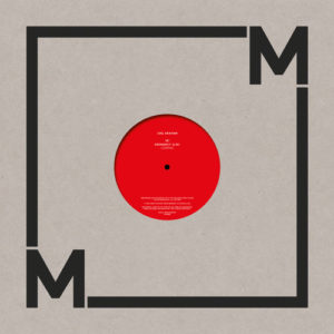 Joel Graham - Geomancy / Night - MFM006 - MUSIC FROM MEMORY