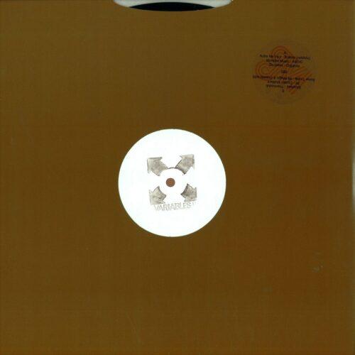 Various - Variables Ii - MM048 - MORDANT MUSIC