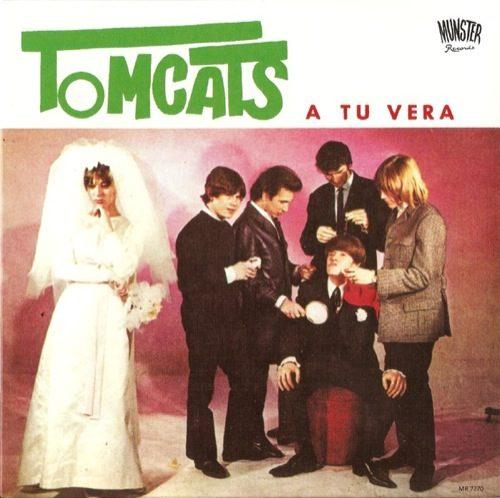 Tomcats/Los Junior's - A Tu Vera/Te Fuiste - MR7270 - MUNSTER