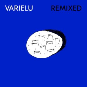 Vaiko Eplik - Varielu Remixed - MS017 - MORTIMER SNERD