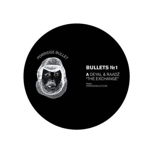 Various - Bullets №1 - PB002 - PORRIDGE BULLET