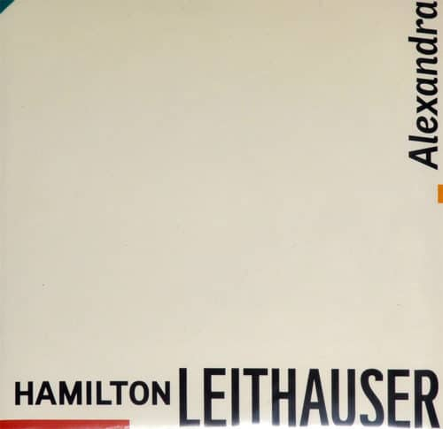 Hamilton Leithauser - Alexandra / In The Shallows (rsd 20 - RBN043 - DOMINO
