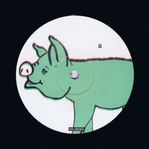 Salvatore Stallone - Pig's Dance - SGR-015 - STRICTLY GROOVE RECORDINGS