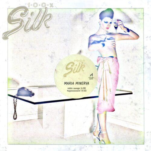 Maria Minerva - Noble Savage - SILK004 - 100% SILK