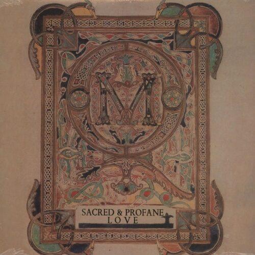 Maria Minerva - Sacred And Profane Love - SILK013 - 100% SILK
