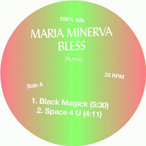 Maria Minerva - Bless - SILK042 - SILK 100%