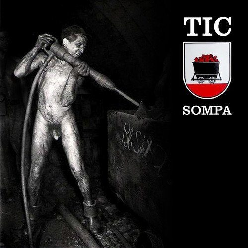 Tic - Sompa - TCD542014 - TRASH CAN DANCE