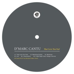 D'marc Cantu - That Love You Feel - THEMA043 - THEMA