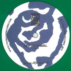 Cymbals - Like An Animal (minerva Remix) - TLV058 - TOUGH LOVE RECORDS
