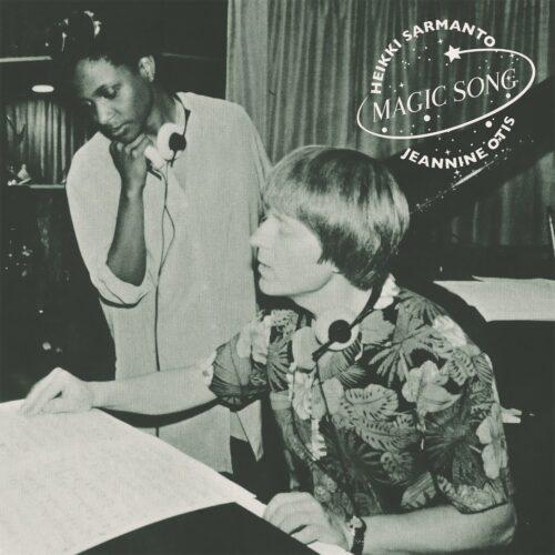 Heikki Sarmanto & Jeannine Otis - Magic Song - TRA024 - TRAVELLER RECORDS