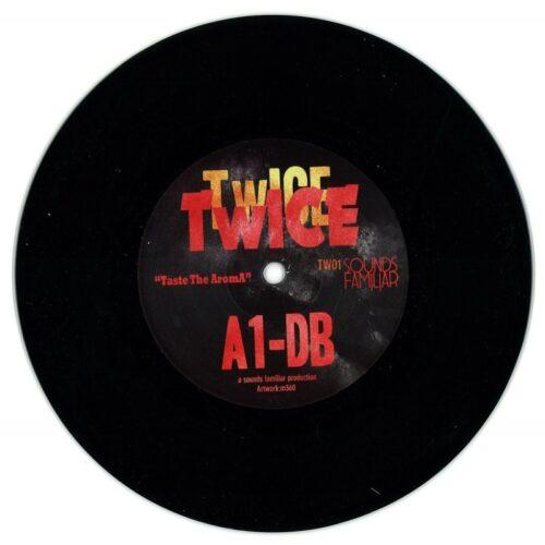 Twice - Taste The Aroma - TW01 - SOUNDS FAMILIAR
