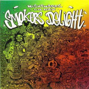 Nightmares On Wax - Smokers Delight - WARPLP36R - WARP RECORDS