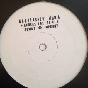 Admas - Kalatashew Waga (Andras Fox Remix) - MPR007 - MAJOR PROBLEMS