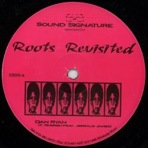 Theo Parrish - Roots Revisited - SS005 - SOUND SIGNATURE
