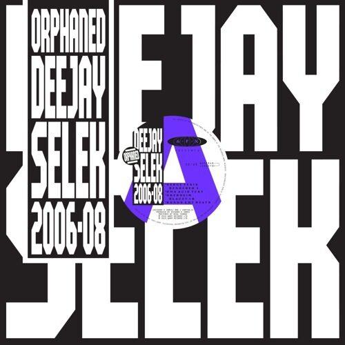 Afx - Orphaned Deejay Selek (2006-08) - WAP384 - WARP