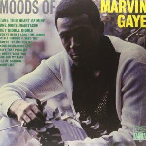 Marvin Gaye - Moods Of Marvin - 600753535059 - TAMLA
