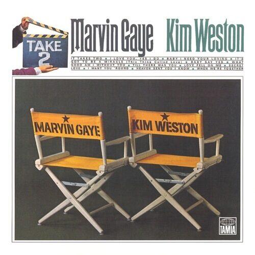 Kim Weston|Marvin Gaye - Take Two - 600753535066 - TAMLA