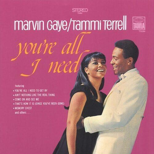 Marvin Gaye|Tammi Terrell - You're All I Need - 600753535097 - TAMLA